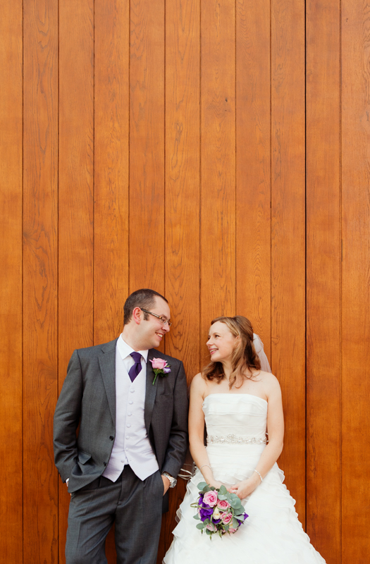 the bride and groom, Hope Street Hotel Liverpool