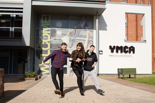 promotional photography for YMCA North Staffordshire by Manchester photographer Matt Priestley-37