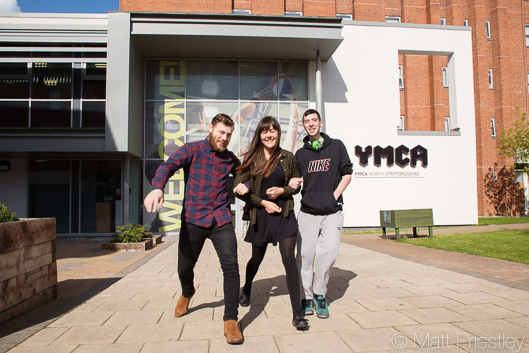 promotional photography for YMCA North Staffordshire by Manchester photographer Matt Priestley-38