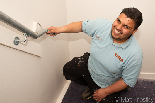 promotional photography for YMCA North Staffordshire by Manchester photographer Matt Priestley-5